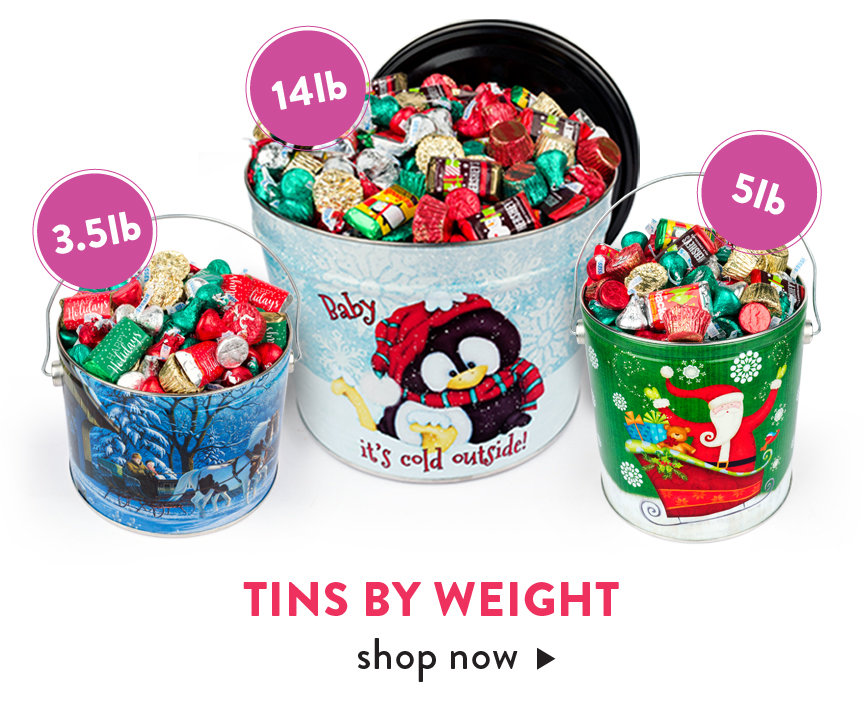 Tins By Weight