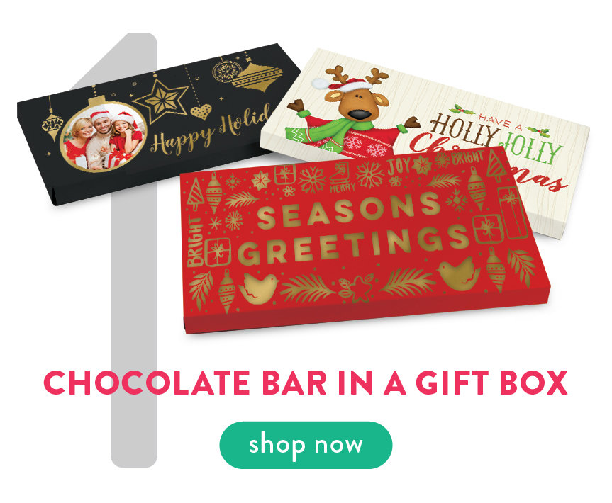 Shop Candy Bars in a Gift Box