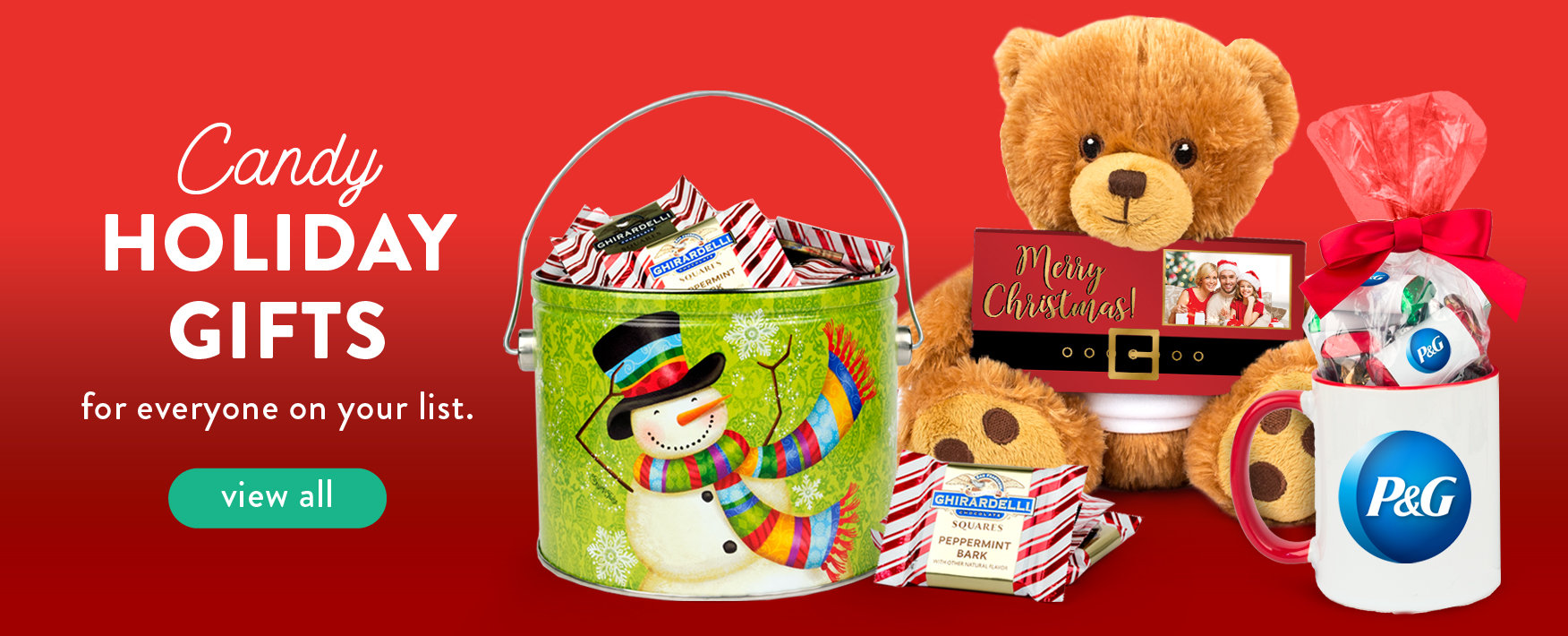 Candy Holiday Gifts