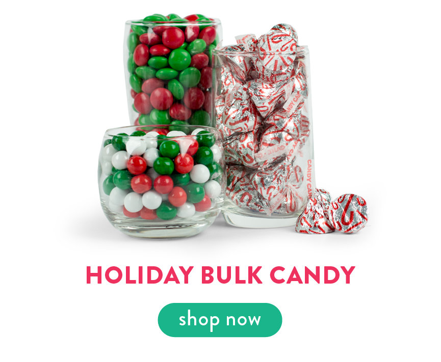 Holiday Bulk Candy- How much can you get?! :)