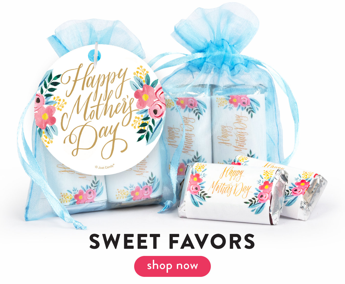 Personalized Mother\'s Day Candy Favors & Gifts