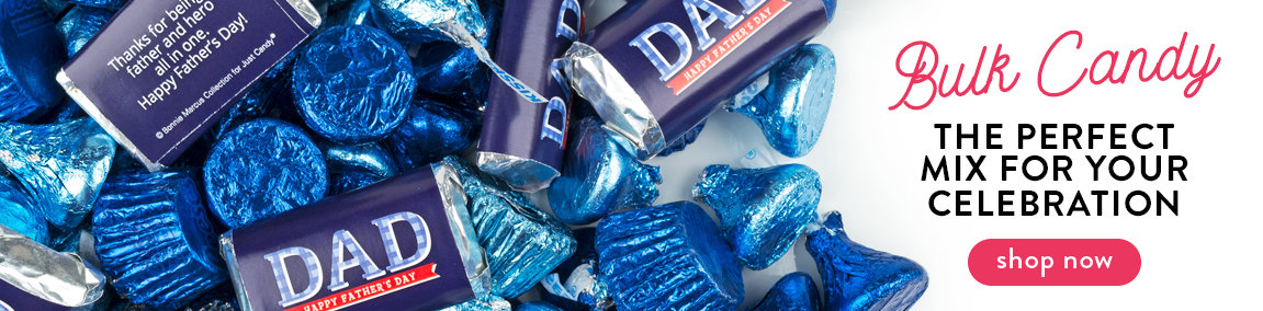 Father's Day Bulk Candy