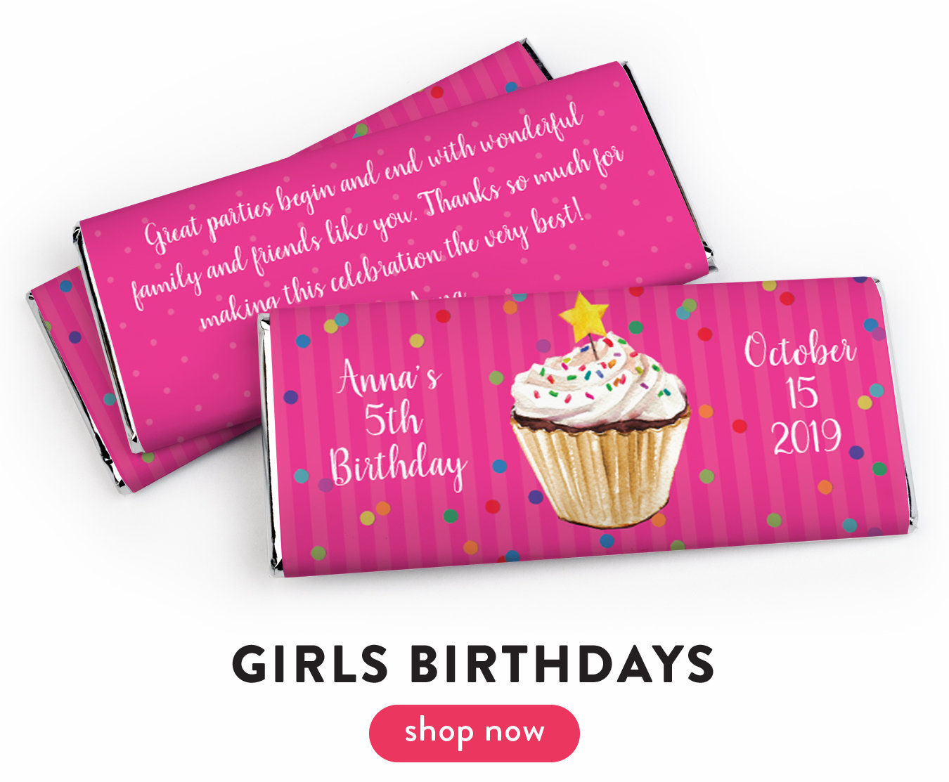 Girls Birthdays
