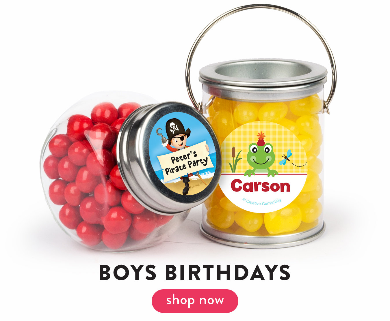 Boys Birthdays