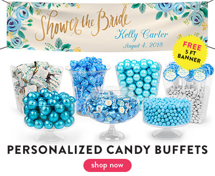 shop bridal shower candy buffets