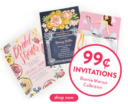 Invitations Sale