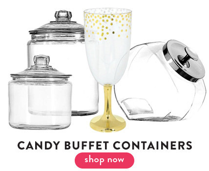 Shop Candy Favor Containers