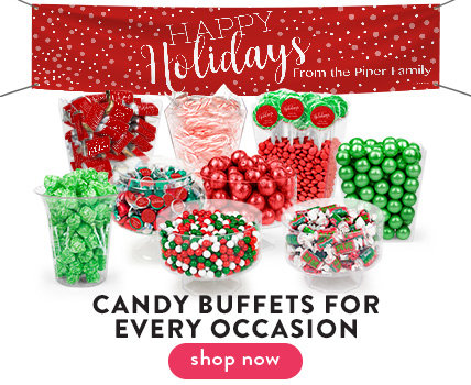 Shop By Color Candy Buffets