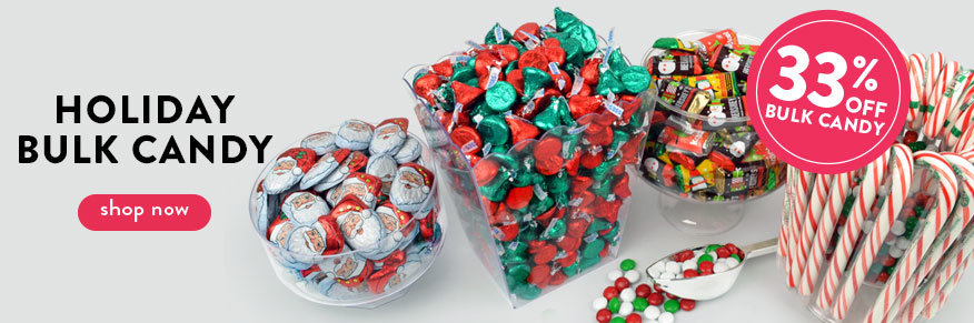 Holiday Bulk Candy
