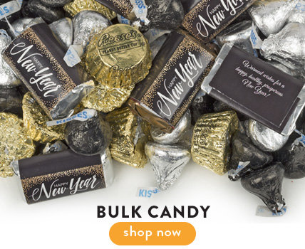 New Year's Eve Bulk Candy