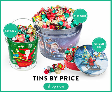 Tins By Price