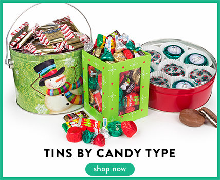 Tins By Fill