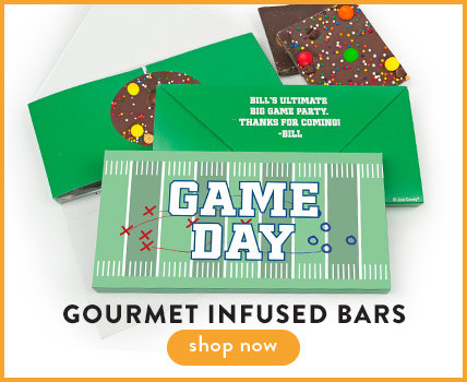 Gourmet Infused Bars