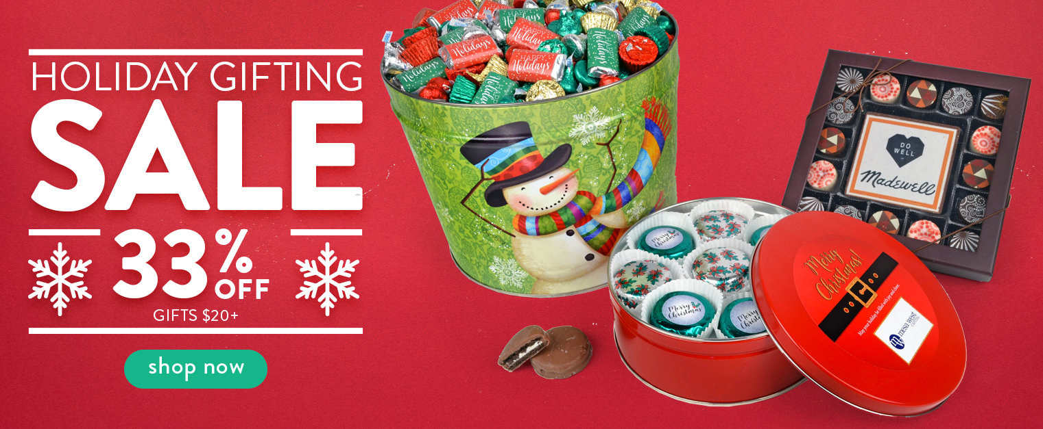 Holiday Gifts 25% off
