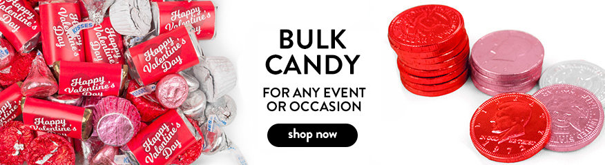 Shop Corporate Valentine's Bulk Candy
