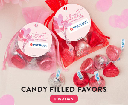 Shop Corporate Candy Filled Favors