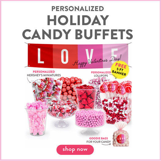 Shop Holiday Candy Buffets
