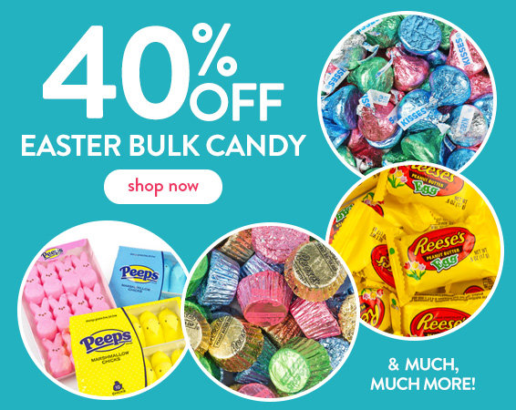 40% OFF EASTER CANDY
