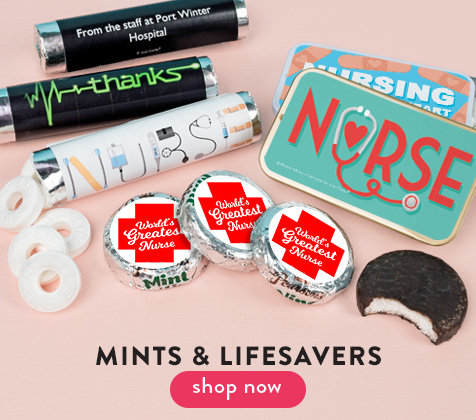 Mints and Lifesavers