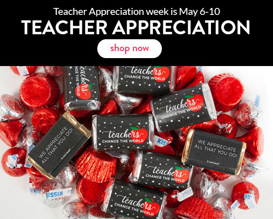 Shop Teacher Appreciation Bulk Candy