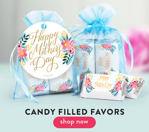 Mother's Day Candy Filled Favors
