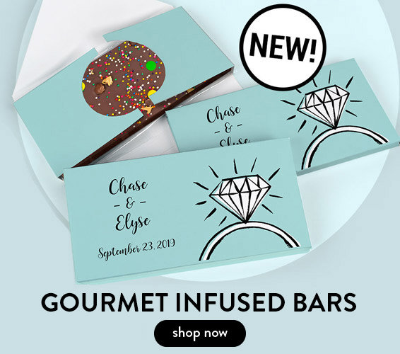 Shop our Gourmet Infused Chocolate Bars