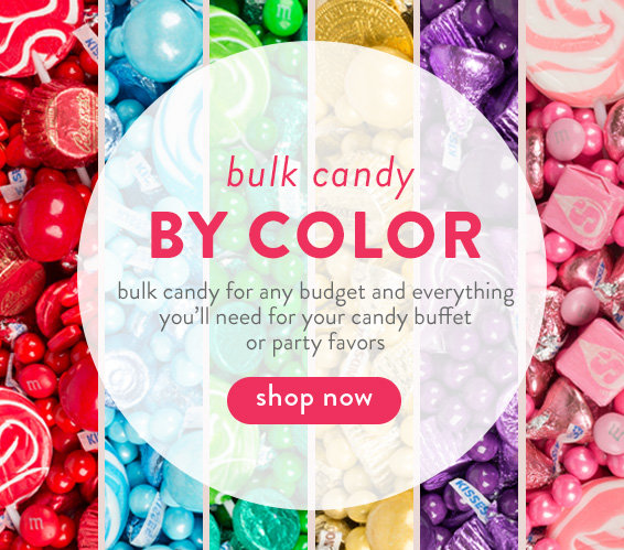 Shop Bulk Candy By Color