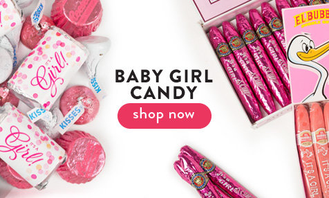 Baby Girl Candy