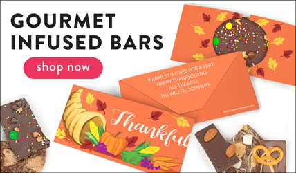 Thanksgiving Gourmet Infused Bars