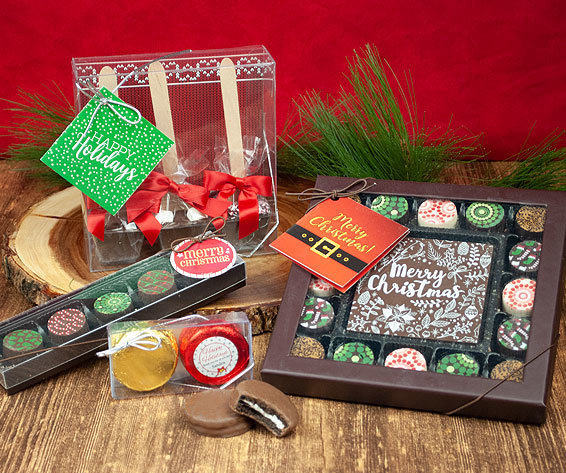 Personalized Holiday Gifts & Favors