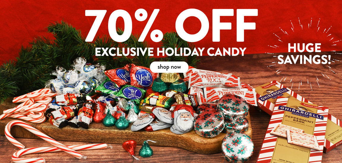 Shop up to 70% on Holiday Sale Items!