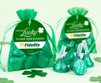 St. Patrick's Day Corporate Favors