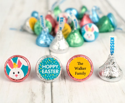 Easter Hershey's Kisses