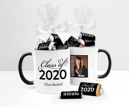 Black Graduation Mugs