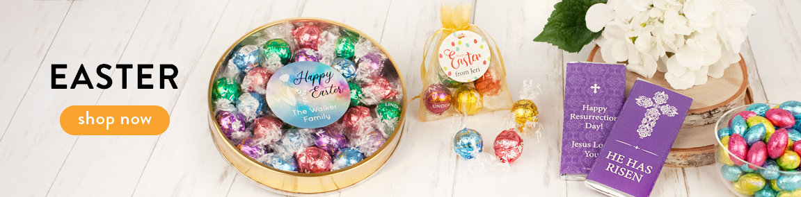 Shop Easter Personalized Favors