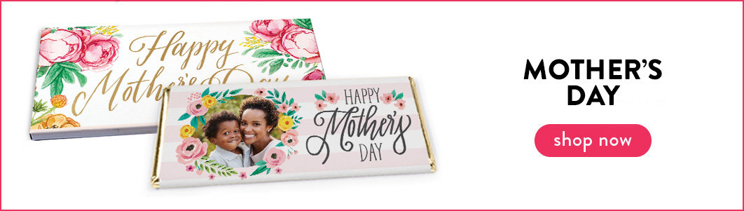 Personalized Mothers Day Wrappers & Box Covers