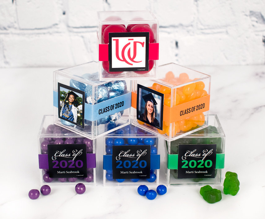 Shop Personalized Graduation Cubes