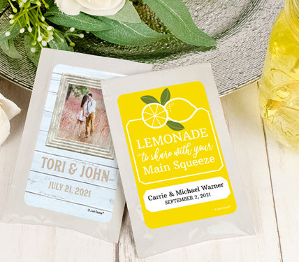 Personalized Cocktail Drink Mixes