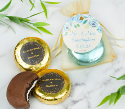 Personalized Oreo Favors