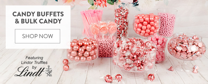 Shop Candy Buffets and Bulk Candy