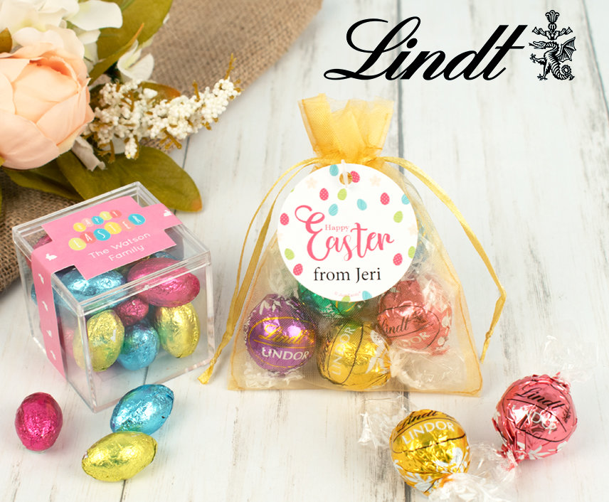 Easter Candy Filled Favors