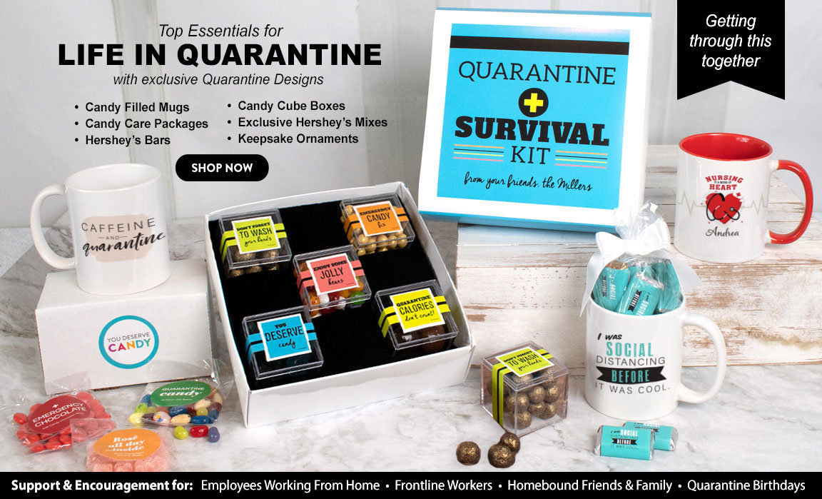 Quarantined Care Package only $19.99