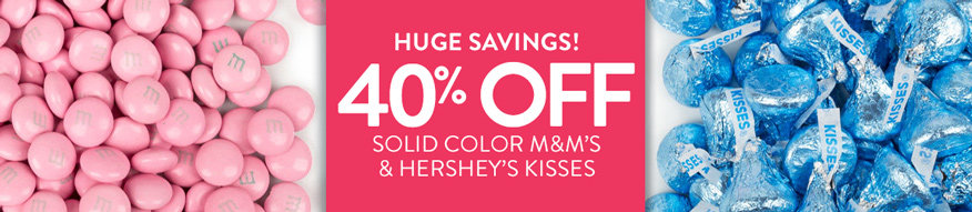 50% off kisses and mms