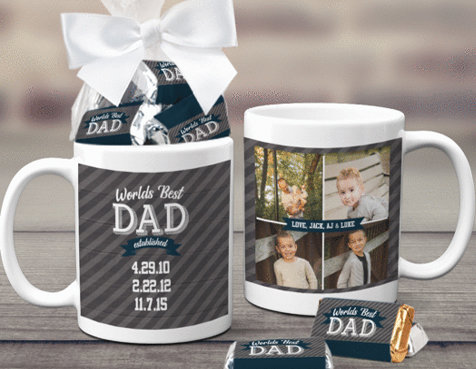 SHOP FATHERS DAY CANDY FILLED MUGS
