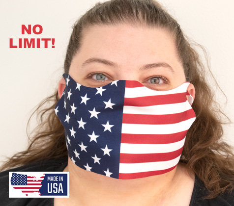 FACE MASKS MADE IN THE USA