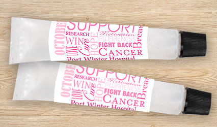 Made in the USA Breast Cancer Awareness Hand Sanitizer