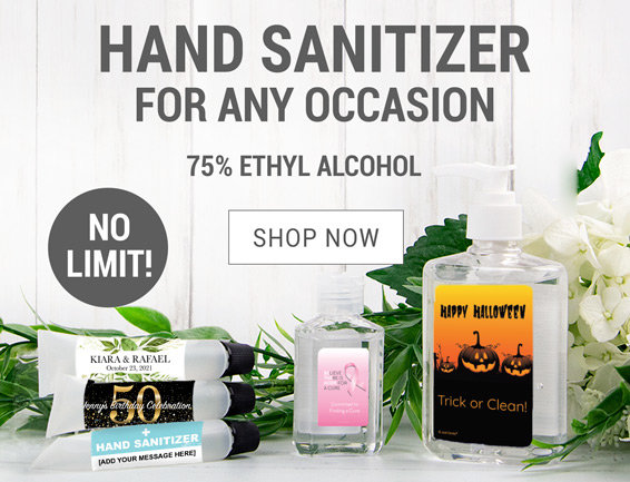 Made in the USA Hand Sanitizer