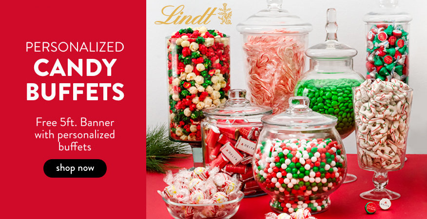 Personalized Christmas Gifts Personalized Christmas Candy Personalized Holiday Gifts