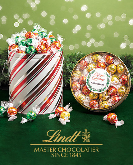 PERSONALIZED LINDT HOLIDAY GIFTS
