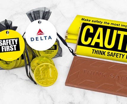 Shop Safety Candy Favors